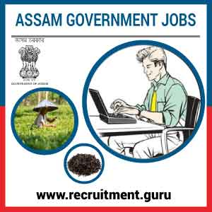 Latest Assam Govt Jobs 2019-20 | Apply for 34,198 Jobs in
