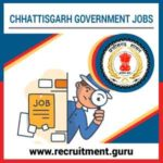 CG Vyapam Notification 2018 | Apply Online for 1062 Staff Nurse Vacancies @ cgvyapam.choice.gov.in