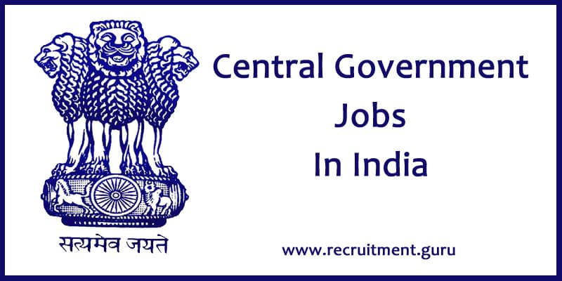 Central Government Jobs 2018   Apply for 1,85,729 Latest Central Govt Jobs in India