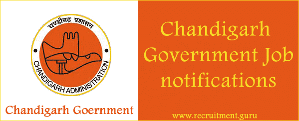 Jobs in Chandigarh | Latest Chandigarh Government Jobs @ chandigarh.gov.in