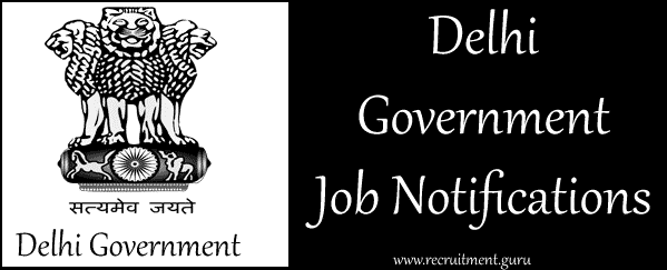 GTB Hospital Notification 2017 | Apply 176 Jr. Resident Posts Offline @ www.delhi.gov.in