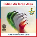 Join Indian Air Force Jobs 2018-19 | Apply Online Airman Group X,Y & Group C Civilian posts