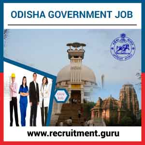 Govt Jobs in Odisha 2019-20 | Latest 9568+ Government Jobs