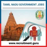 TamilNadu Health Recruitment 2019 Notification – 405 Dispenser Job Vacancies @ tnhealth.org