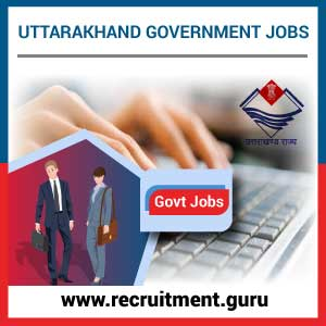 Govt Jobs In Uttarakhand 2019 20 Apply Online 19 874 Jobs