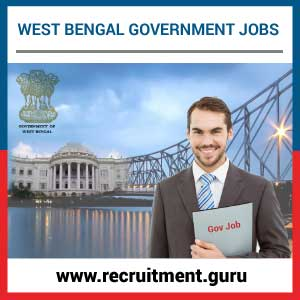 West Bengal Govt Jobs 2018 | Apply for Latest WB Govt Jobs 2018 & Government Jobs in West Bengal