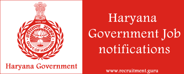 Latest Govt Jobs in Haryana   Apply for Haryana Govt Jobs 2017 2018