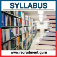 CCRAS Syllabus 2019 Pdf   Check CCRAS LDC, UDC & Research Officer Syllabus & Exam Pattern @ ccras.nic.in