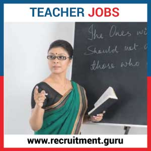 Teaching Jobs | Various Teaching  Jobs in India Notification related Information