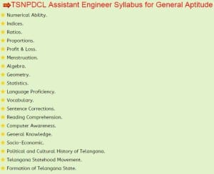TSNPDCL AE Previous Papers   Download TSNPDCL Assistant Engineer Model Papers