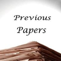 RRB SSE Previous Papers | Senior Section Engineer Old Question Papers