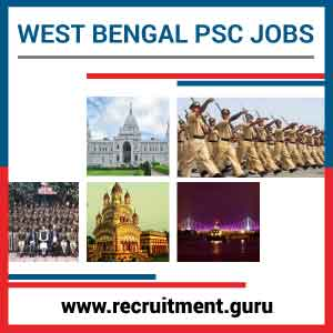 WBPSC Jobs 2017 | Latest West Bengal PSC Notifications, PSCWB Result   www.pscwbonline.gov.in