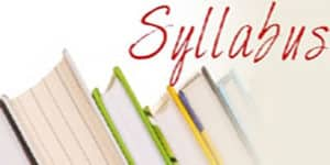 CGPSC Professor Syllabus 2016   CGPSC Asst Professor Exam Pattern