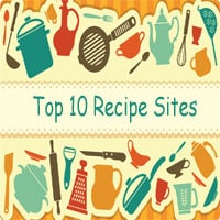 Top 10 Most Polular Recipies Websites |List of Best Cooking Sites