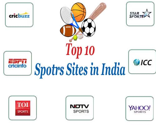 Top 10 Sports Sites in India   Most Popular Online Sports Streaming Websites
