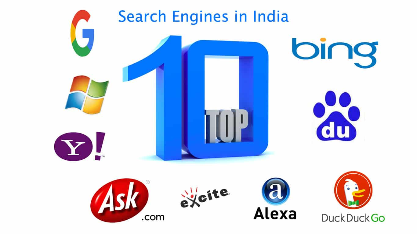 Top 10 Search Engines In India