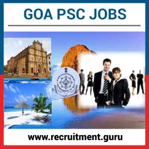 Goa PSC Jobs 2017 | Apply Online 39 Goa PSC Recruitment 2017 for Assistant Professors & Others @ goapsc.gov.in
