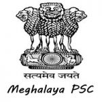 Meghalaya Public Service Commission Recruitment 2016-17 for 28 Statistical Asst, Teacher & Other jobs