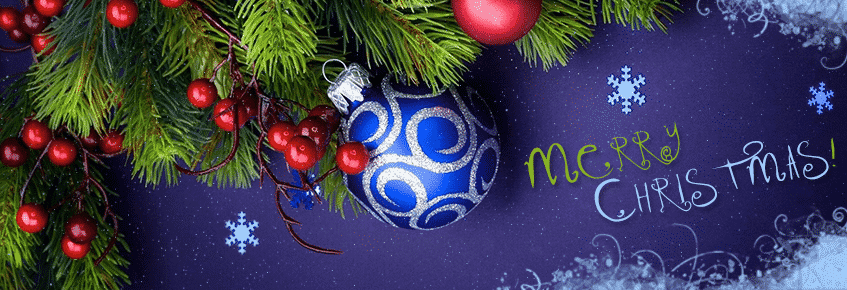 MERRY Christmas Images for Facebook DP & Cover Photos