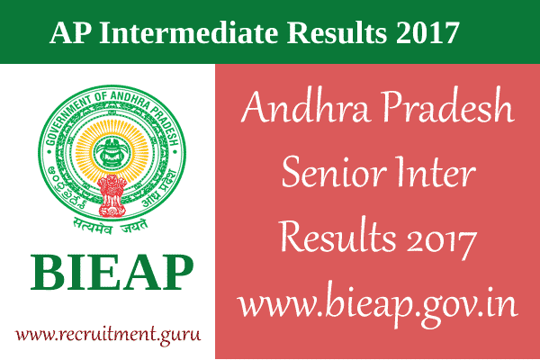 AP Inter 2nd Year Results 2018 Released on 12th April 2018 @ 3PM   AP Inter Results 2018