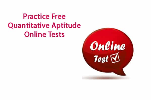 Insight Quantitative Aptitude Online Test   Collect Competitive Exams Material