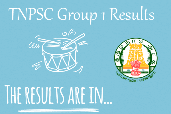 TNPSC Group 1 Result 2017 | TNPSC Group 1 Cut Off Marks 2017, Tamilnadu Group 1 prelims Merit List