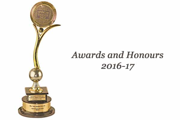 Awards and Honours Questions and Answers   General Knowledge