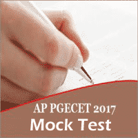 APPGECET | Free Online Sample test for Andhra Pradesh PGECET Exam 2018