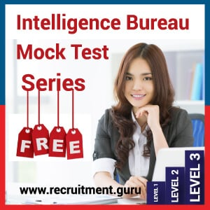 IB ACIO Recruitment Mock Test | Analytical Ability