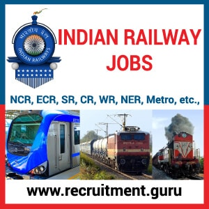 SER Recruitment 2017 | Apply Various South Eastern Railway Jobs @ ser.indianrailways.gov.in