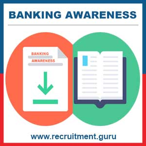 General Knowledge   Banking Awareness