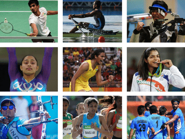 Famous Sports Personalities in India  List of Sports Players Names