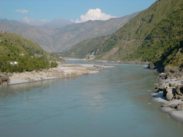 Rivers in India   List of Indian Rivers