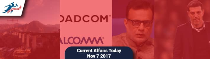 Current Affairs Today 7th November | Current Affairs November