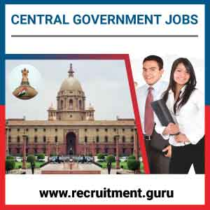 Central Government Jobs 2019 - Apply for 35,494 Central Govt