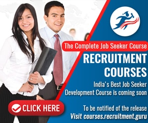 Job Seeker Course 2018