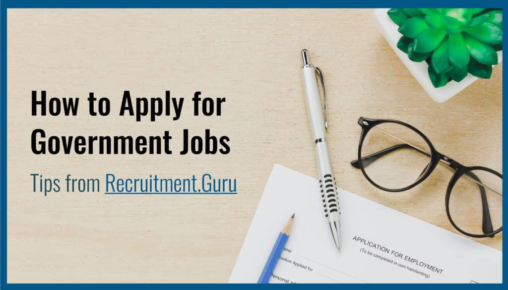 How to Apply Government Jobs in India